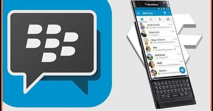 Buat Blackberry ID | Cara Masuk BBM Dengan Nomer Telepon