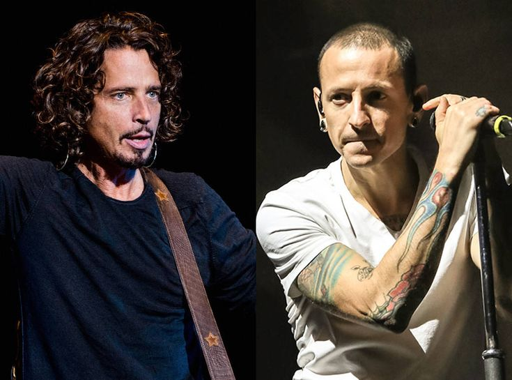 Linkin Park singer died in an apparent suicide by hanging on what would have been his friend and the late Soundgarden rocker's 53rd birthday