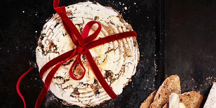 Julens godaste frukt- och nötbröd