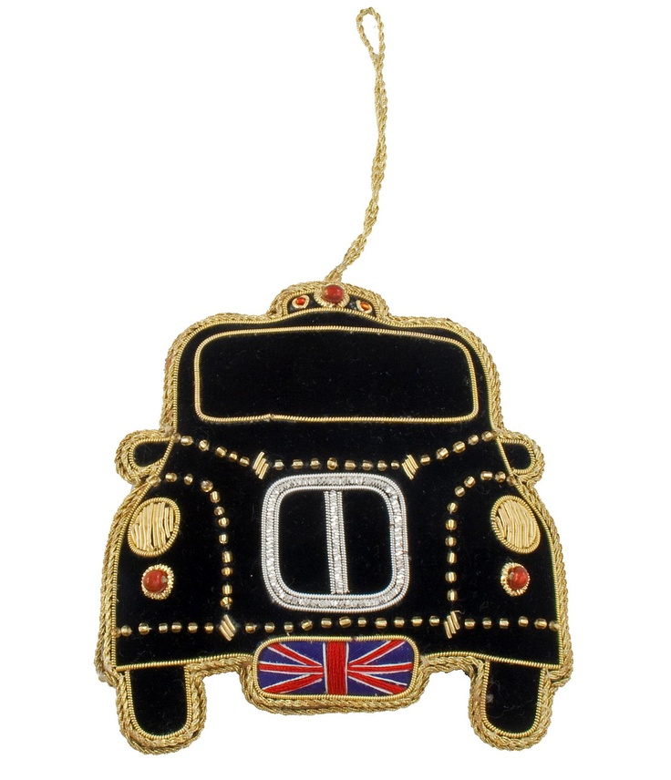 Tinker Taylor black cab  ....... London, England
