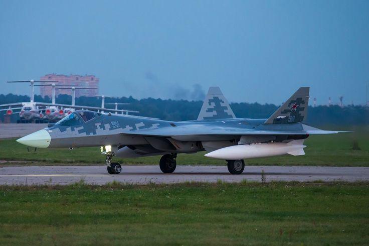 Sukhoi T-50-11 PAK FA