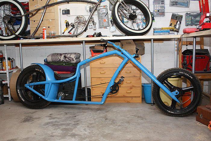 13 besten chopper bilder auf pinterest chopper fahrrad. Black Bedroom Furniture Sets. Home Design Ideas