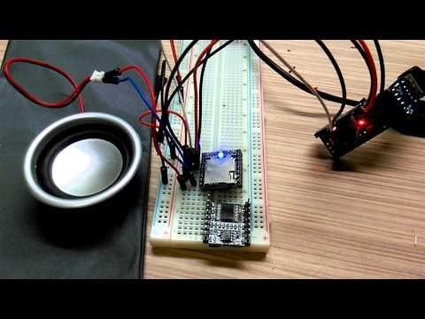 Stonez56: Family, Life, Kids, Work, Arduino: Arduino - DFPlayer Mini MP3 Module