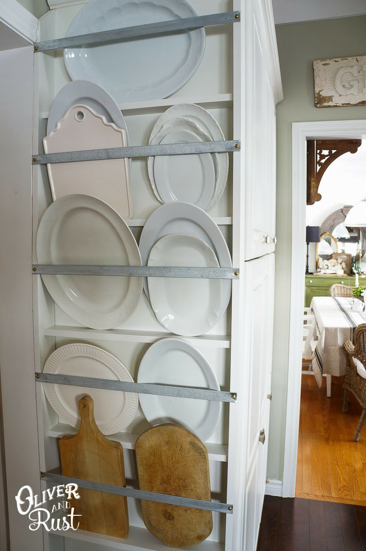 534 Best Images About Plate Racks On Pinterest Wall