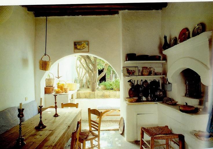 Greek Kitchen Design: Interior Design - Kitchens