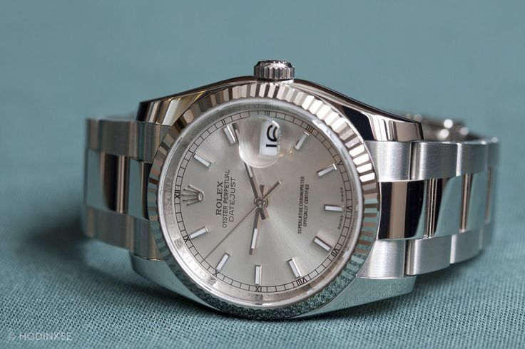 Ask any watch guy about Rolex, and chances are you'll get regaled with stories about rare vintage Daytonas or the high-tech, bi-color Cerachrome bezels on the new GMT. Few collectors and enthusiasts will immediately jump to talking about the Datejust – and that might be a mistake. One of the more understated members of the Rolex family, the Datejust has an amazing combination of real history, versatile style, and quality watchmaking that should get everyone from the casual watch wearer to…
