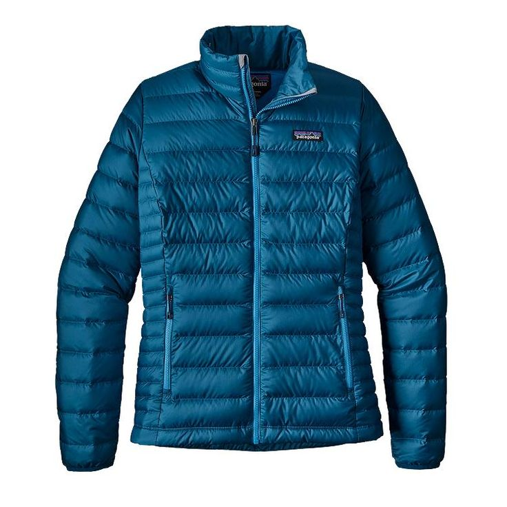 Patagonia Women\'s Down Sweater Jacket - Big Sur Blue BSRB