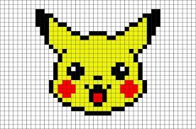 """Résultat de recherche d'images pour """"pixel art facile animaux"""""""