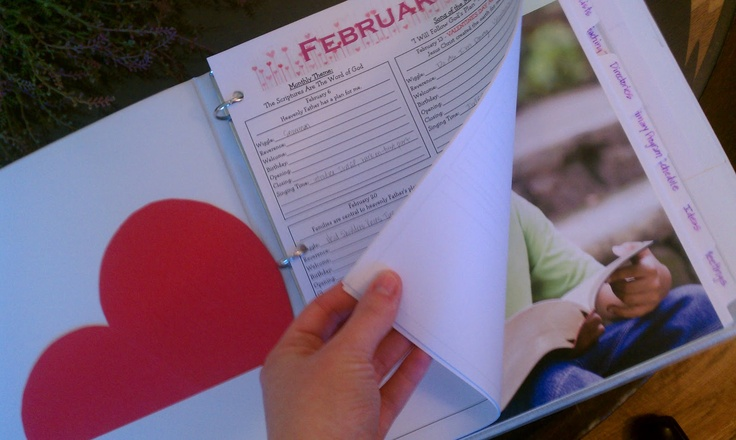 LDS Primary Chorister Ideas: Getting Organized