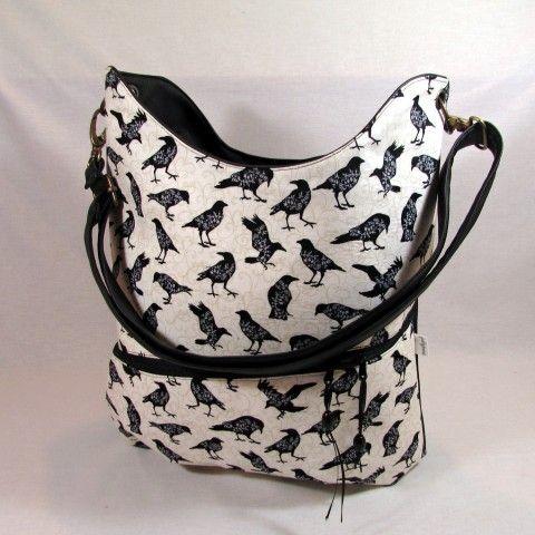 kabelka helownská kabelka doplněk květina barevné letní kočka veselé kočky barevná kravata ptáci prostorná dovolená nákupní koženková výlet kombinovaná překlápěcí na pláž helowen taška