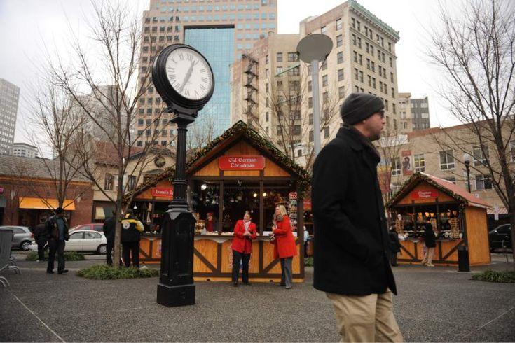 Christmas Market in Pittsburgh! | Beautiful holidays | Pinterest | Pittsburgh, Christmas markets ...