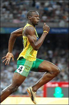 Qui court très très vite ?