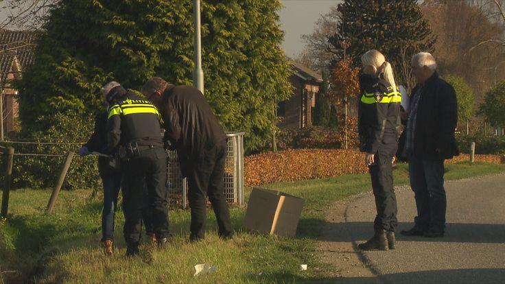 Een 17-jarig meisje is vrijdagochtend ontsnapt nadat ze door een onbekende man en vrouw in een auto was getrokken in Sevenum.