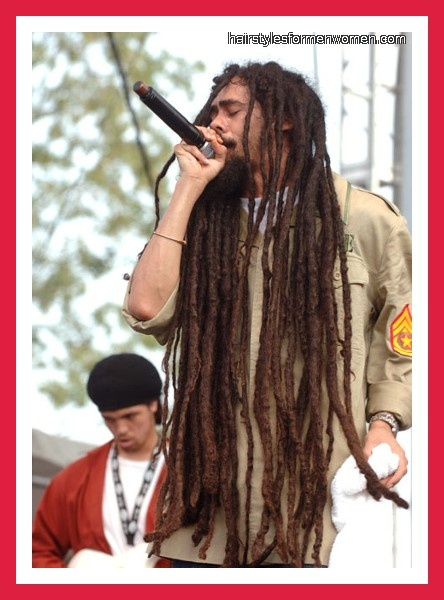 Short Dread Styles For Women | Dreadlock Styles For Women Pictures - kootation.com