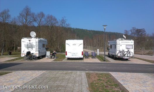 Camperplaats Keltenbad in Bad Salzungen (Duitsland) | Campercontact