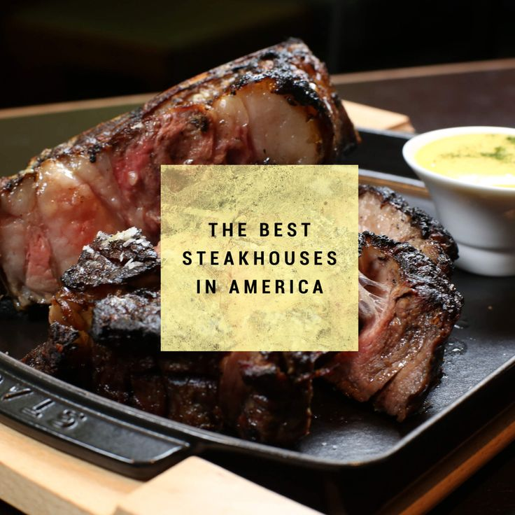 """Thrillist names #CUTbh to their list of """"AMERICA'S 21 BEST STEAKHOUSES"""""""