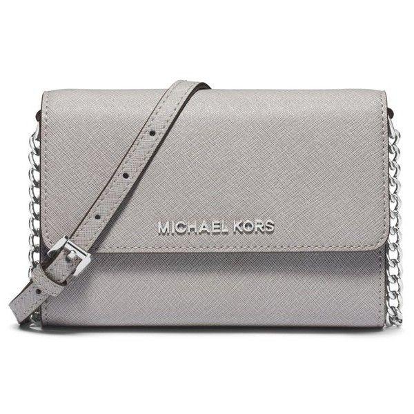 Women\u0027s MICHAEL Michael Kors \u0027Large Jet Set\u0027 Saffiano Leather... ($150