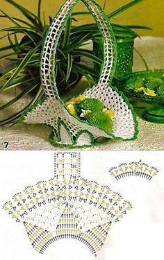 +16 Ideas para hacer en Crochet Endurecido