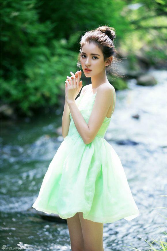 Trương Dư Hi, ảnh ngắm Trương Dư Hi, người mẫu Trương Dư Hi, diễn viên Trương Dư Hi