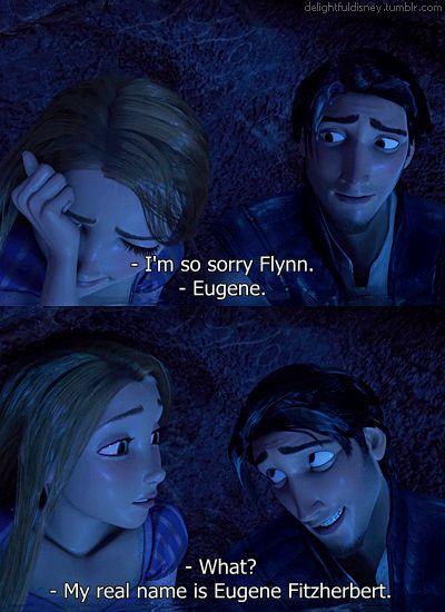 """""""-Eugene."""": Tangled Movie Scene, Best Disney Scene, Disney Cartoon, Disney Tv Show Movie, Disney Princesses, Disney Show Scene, Magic Hair, Disney Movie Scene, Favorite Movie"""