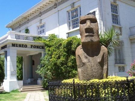 Fonck Museum, Viña del Mar