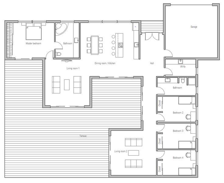 house design house-plan-ch377 10