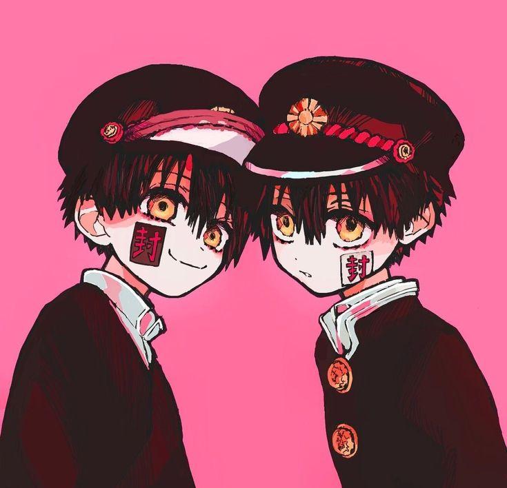 To be united with her crush,. Pin on jibaku shounen hanako-san