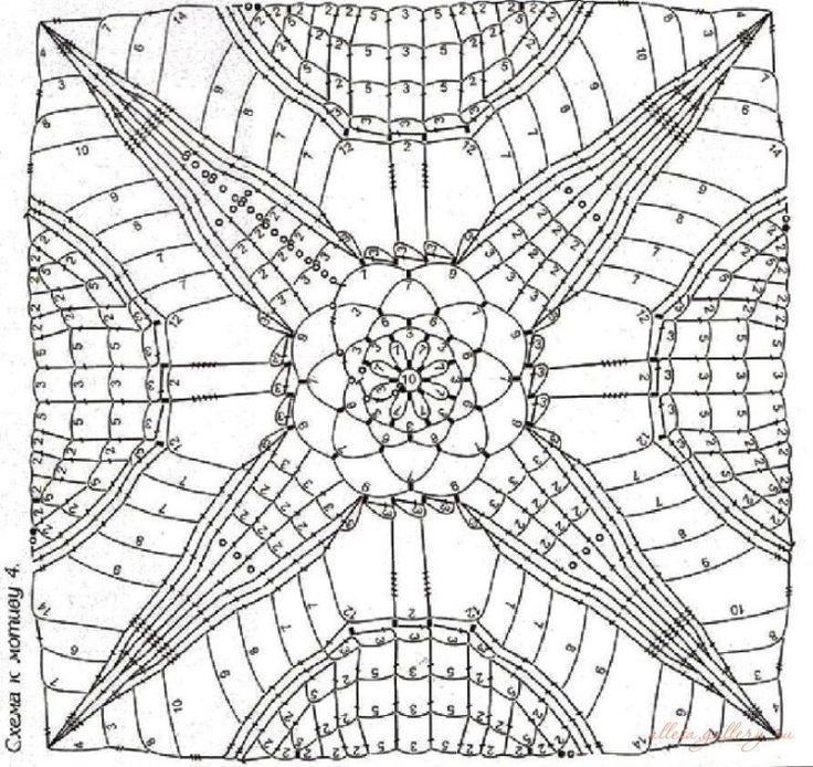 1000  images about h u00e4keln big square crochet on pinterest