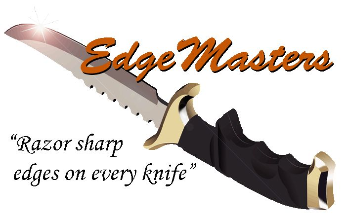 Mail-in knife sharpening, Razor edge