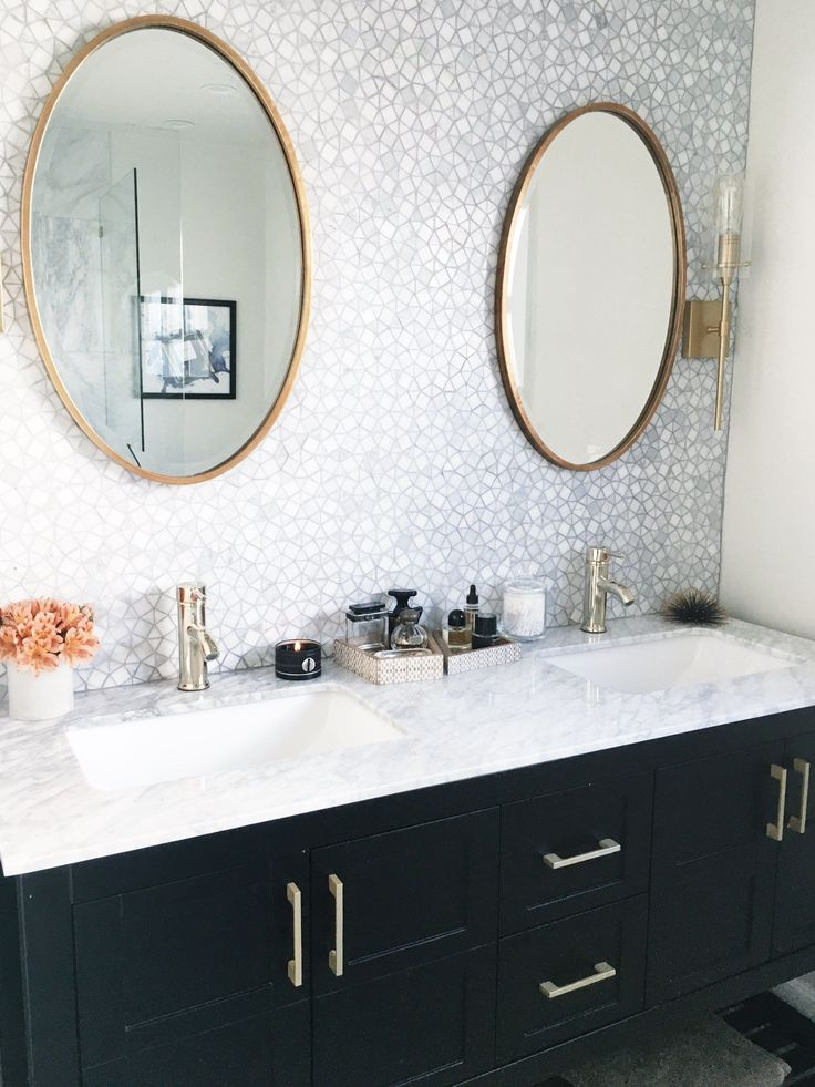 I Came Across This Elegant Tile Bathroom And Immediately Fell In Love. I Am  Currently Obsessed With All Things Tile! What Do You Think Of This Tile  Pattern?