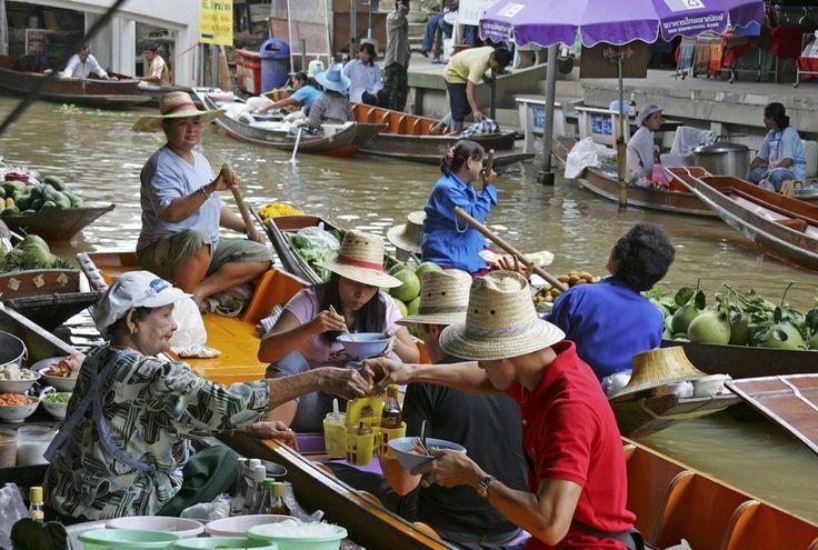Бангкок: уличная еда и высокая кухня - Путешествуем вместе