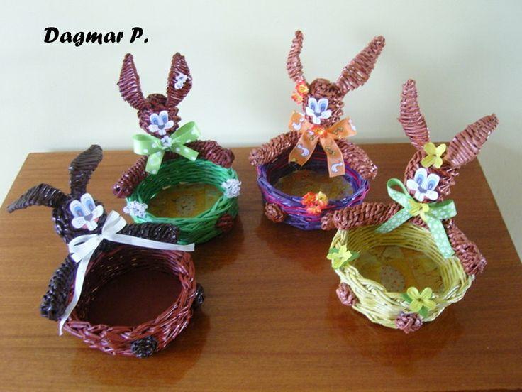 Velikonoční zajíci