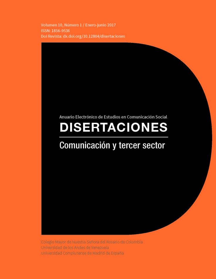 """Anuario electrónico de estudios en Comunicación Social """"Disertaciones"""" Vol. 10, Núm. 1 (2017)"""
