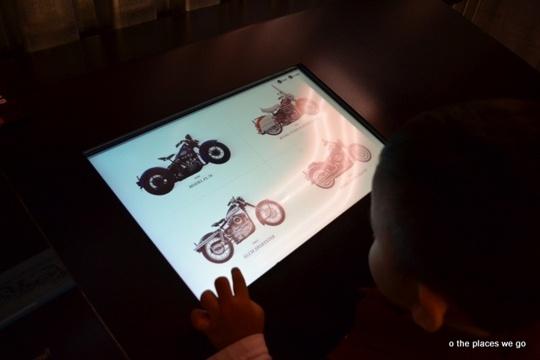 Harley-Davidson Museum - Milwaukee, WI - Kid friendly activity reviews - Trekaroo