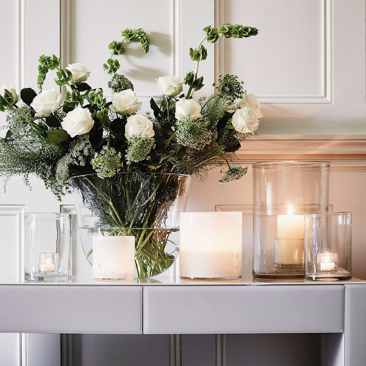 Henry Dean White Hurricane - Small | The White Company #WhiteChristmasWishList