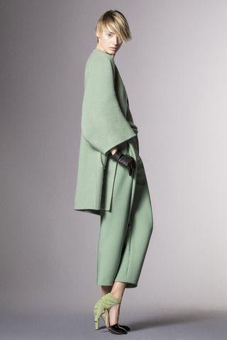 Giorgio Armani Pre-Fall 2014 Collection Slideshow on Style.com