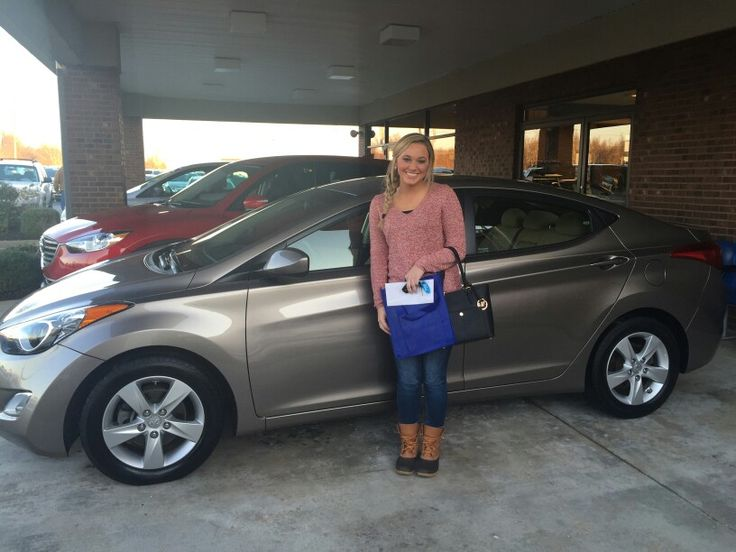 A big thanks to Savannah Stevens for your purchase of this #Hyundai!  Enjoy! - Kay