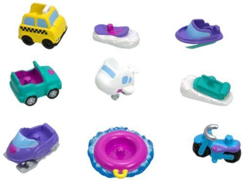 Blip Toys Squinkies Tiny Toys Bubble Pack - Series 8 - Vacation