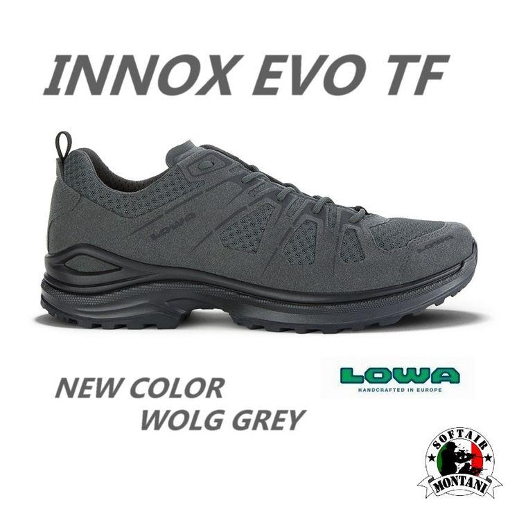 LOWA INNOX PRO TF WOLF GRAY