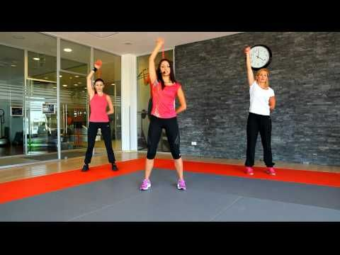 Exercitii cu banda elastica - Gerda Dumitru
