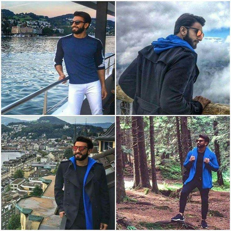 #RanveerSingh is on cloud nine in #Switzerland!   #Befikre #celebrity #bollywood #bollywoodactress #bollywoodactor #actor #actress #photooftheday #picoftheday #instapic #instadaily #filmywave