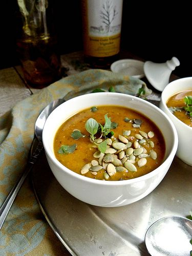 bean soup recipes pumpkin chili vegan pumpkin black bean soup black ...