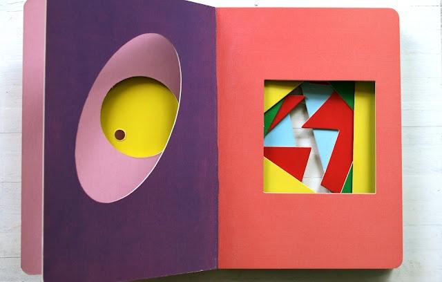 Jeu de formes by Hervé Tullet