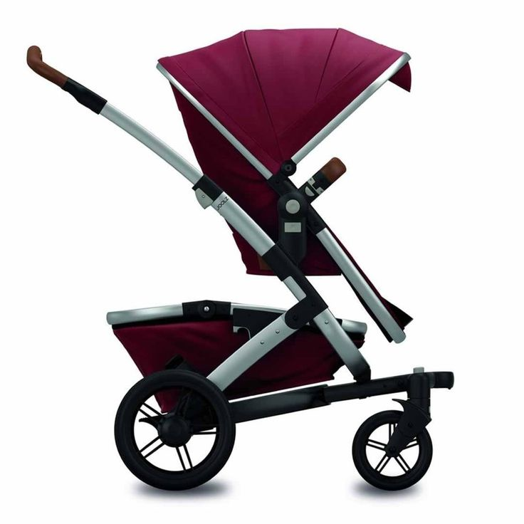 Perfect Joolz Geo Mono Stroller Earth Lobster Red