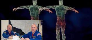 Unikt eksperiment: En av tvillingene sendes ut i verdensrommet
