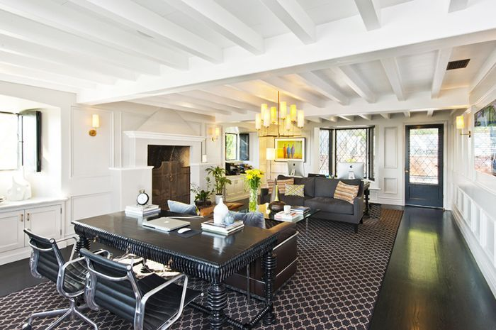 5 Handy Painting Tips from Jeff Lewis via @MyDomaine