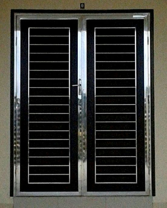 We are able to fabricate stainless steel doors and for Take door designs