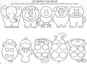 19 dibujos de animales