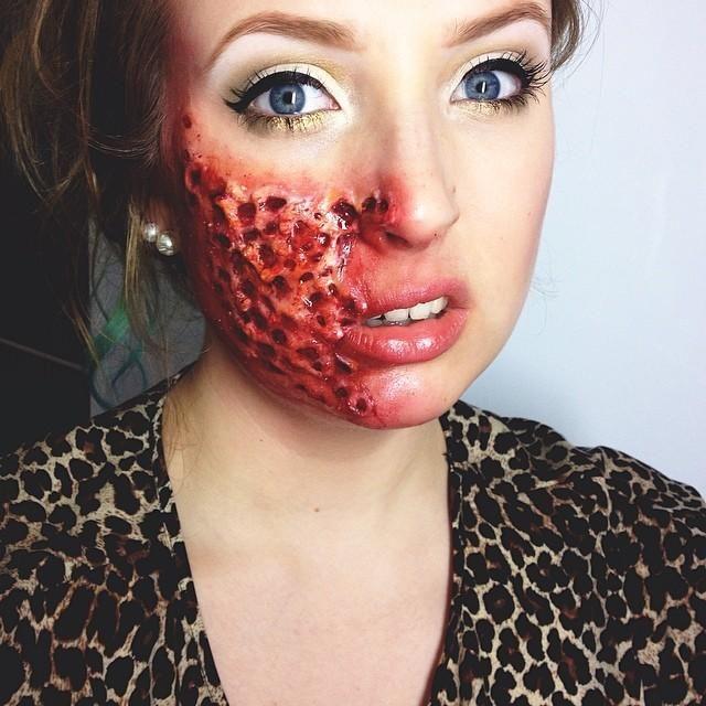 Best 25+ Zombie halloween makeup ideas on Pinterest | Zombie ...