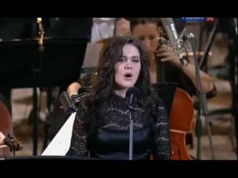 Дина Гарипова - романсы И.Шварца (Dina Garipova - russian romances by I....